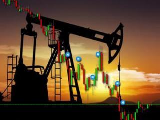Нефть резко дешевеет, Brent опустилась ниже $70 за баррель