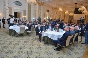 """""""Heydər Əliyev və sosial siyasət"""" mövzusunda tədbir keçirilib"""