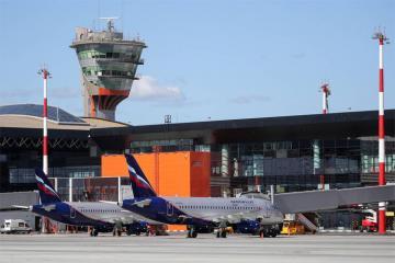 Аэропорт Шереметьево перешел в штатный режим работы