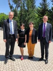 German Foreign Office's Director for Eastern Europe, Caucasus and Central Asia visits Azerbaijan