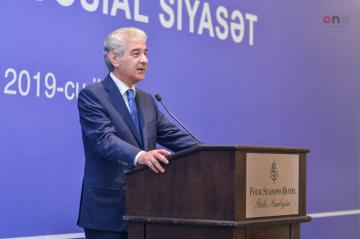 """Ali Ahmadov: """"Further steps to be taken to improve social welfare of population"""""""