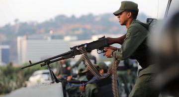 Venezuela vows response if US takes military action