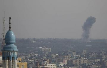 Palestinians report Gaza truce with Israel