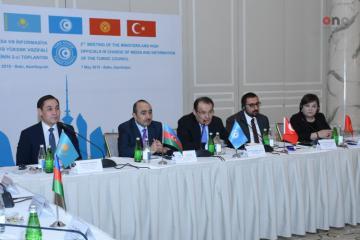 Bakıda Türk Şurasının media və İnformasiya üzrə məsul şəxslərinin II toplantısı keçirilir