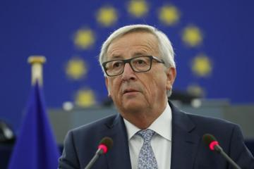 Juncker: Int'l investment climate to be affected if US-China tensions not solved