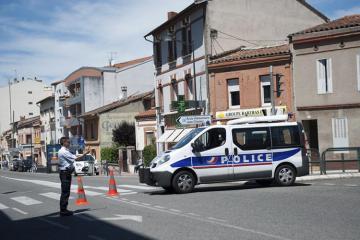 Неизвестный захватил заложников в табачной лавке под Тулузой