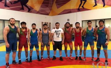 Azərbaycan güləşçiləri Ukraynada turnirdə iştirak edəcək