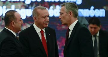Erdogan: Turkey's only expectation from NATO is to act as a proper ally