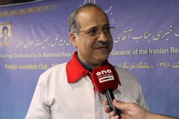 Secretary-General of Iranian Red Crescent Society thanked Azerbaijan