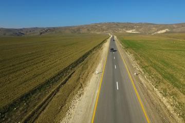 На строительство дороги Баку-Шамахы-Евлах выделено 2 млн. маната