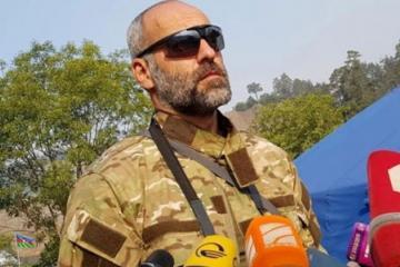 Грузинские активисты  начали патрульную службу  вокруг комплекса Давида Гареджи
