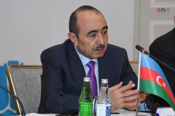 Ali Hasanov: Azerbaijan needs information support from Turkic-speaking states