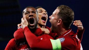 «Ливерпуль» вышел в финал Лиги чемпионов