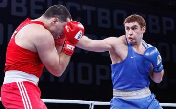 """Azərbaycan boksçusu """"Sankt-Peterburq qubernatorunun kuboku""""nda yarımfinala yüksəlib"""