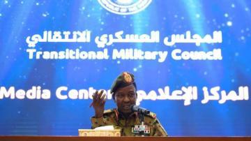 Sudan army chief says Sharia law must be legislation source