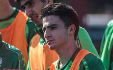 Азербайджанский футболист прибыл на просмотр в киевский «Динамо»