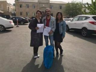 """""""Meydan TV"""" ilə əməkdaşlığa görə 3 jurnalistin ölkədən çıxışına qoyulmuş qadağa ləğv edilib"""