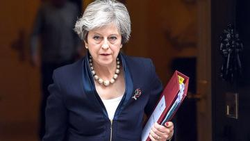 СМИ узнали о сроках отставки премьера Британии