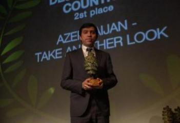 Azərbaycanın tanıtım videoçarxı İspaniya festivalında uğur qazanıb