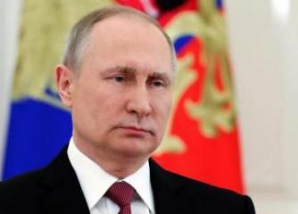 Putin congratulates President Ilham Aliyev and people of Azerbaijan on Victory Day