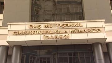 Abşeronda silahlı şəxs saxlanılıb
