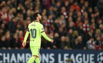 Lionel Messi 6 ildir səfərdə qol vura bilmir
