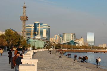 10 мая на бакинском бульваре состоится концерт