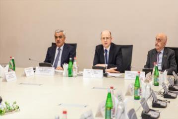 Bakıda Azərbaycan Milli Neft Komitəsinin iclası keçirilib