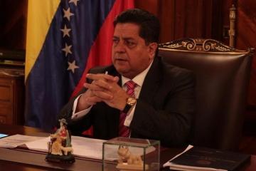 Venesuela Milli Assambleyasının birinci vitse-spikeri saxlanılıb