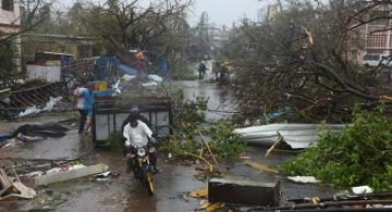 Powerful cyclone Fani death toll reportedly hits 41 in East of India