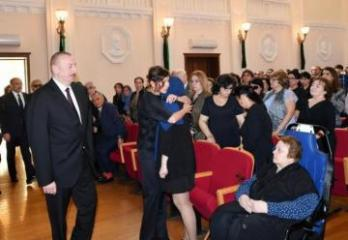 President Ilham Aliyev attended farewell ceremony for Arif Malikov - [color=red]UPDATED[/color]