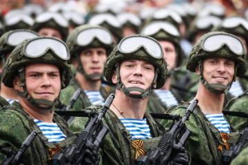 Victory Day parade held in Moscow - [color=red]UPDATED[/color]