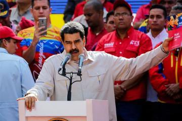 Президент Венесуэлы уволил из армии 55 человек за причастность к провалившемуся мятежу