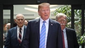 Трамп недоволен разработанной Болтоном нынешней стратегией США по Венесуэле