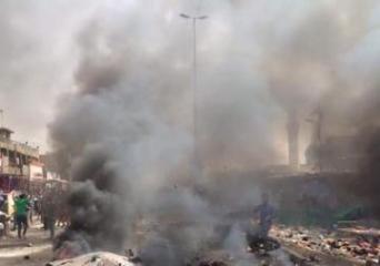 İraqda terror nəticəsində 7 nəfər ölüb, çox sayda insan yaralanıb