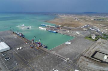 Bakı Dəniz Limanı regionun vacib nəqliyyat və paylaşma mərkəzi olmaq niyyətindədir