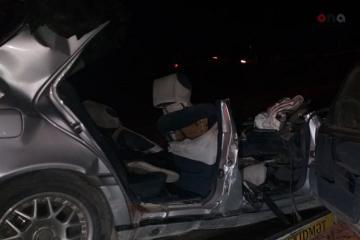 Car crash kills 5 in Sumgayit
