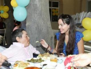 Лейла Алиева посетила учреждение психоневрологической социальной службы