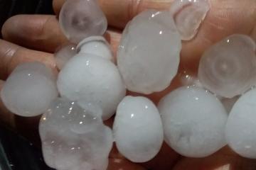 Milli Hidrometeorologiya Departamenti: Bir çox bölgələrdə yağış, Balakəndə dolu yağıb