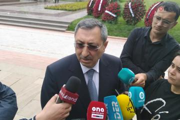 "Khalaf Khalafov: ""Keshikchidagh issue should only be solved within legal terms"""