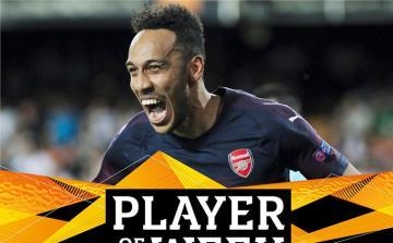 """""""Arsenal""""ın futbolçusu Avropa Liqasında həftənin ən yaxşısı seçilib"""