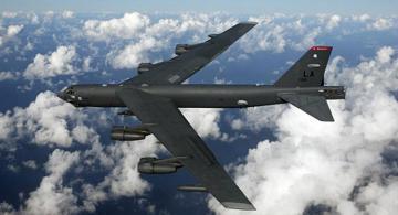 US B-52 strategic bombers land in Qatar