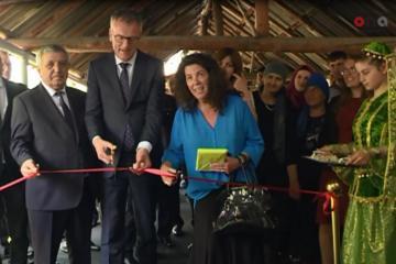 Zaqatalada Hollandiyanın azərbaycanlı Milli Qəhrəmanının ev muzeyi yaradılıb
