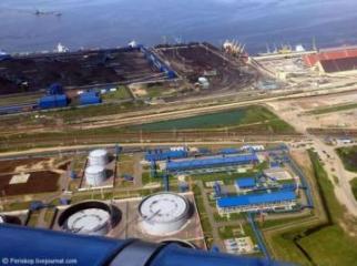 Baltik dənizində keyfiyyətli Rusiya neftinin aşırılmasına başlanıb