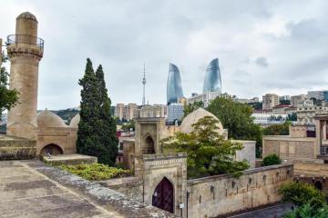 Азербайджан - в десятке самых популярных среди туристов стран