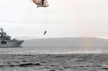 Russia, Norway to hold joint maritime rescue exercise