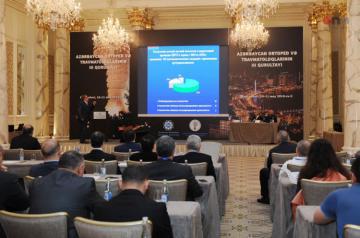 Azərbaycan ortoped və travmatoloqlarının III Qurultayı keçirilir