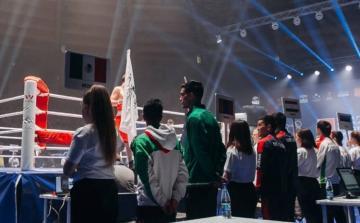 """Azərbaycan boksçuları """"Sankt-Peterburq qubernatorunun kuboku""""nu 2 qızıl və 1 bürünc medalla bitiriblər"""