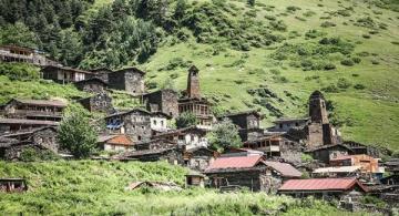 Оползень отрезал от внешнего мира село и ГЭС на востоке Грузии