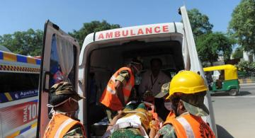 At least 14 killed, 6 hurt in road accident in India